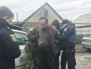 В Запорожье пьяный мужчина угрожал взорвать гранату