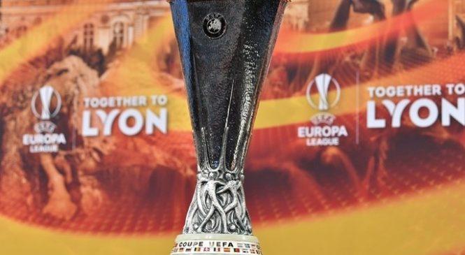 Жеребьевка Лиги Европы: «Динамо» сыграет с «Лацио»