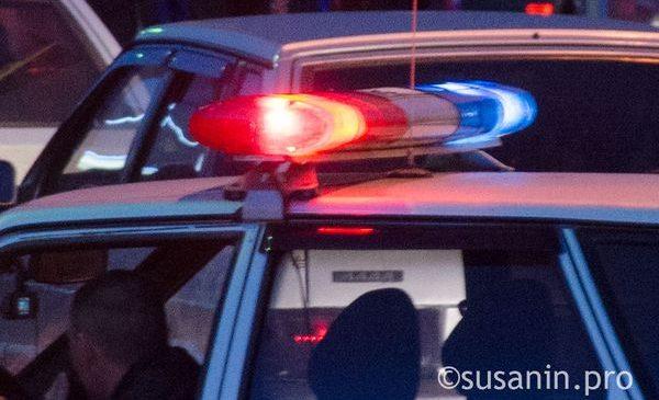Пьяного священника за рулем остановил патруль