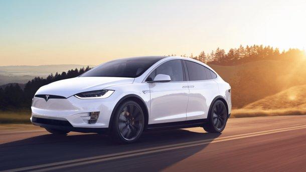 Автомобиль Tesla Model X был дважды угнан за сутки