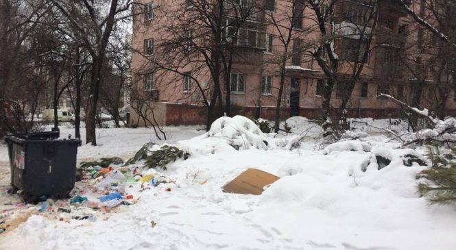 В Запорожье тариф на вывоз мусора вырастет в 2 раза