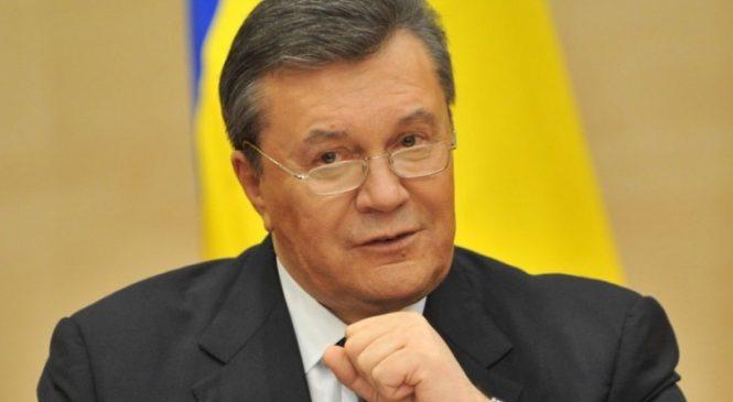 Янукович обвинил власти Украины в расстрелах на Майдане