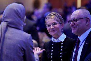 Триумф Тимошенко: на Молитвенном Завтраке в Вашингтоне ее встретили стоя все присутствующие, — ВИДЕО