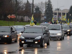 Автопробег в Запорожье: сотни владельцев «евроблях» выступили за доступную растаможку автомобилей — ФОТО, ВИДЕО