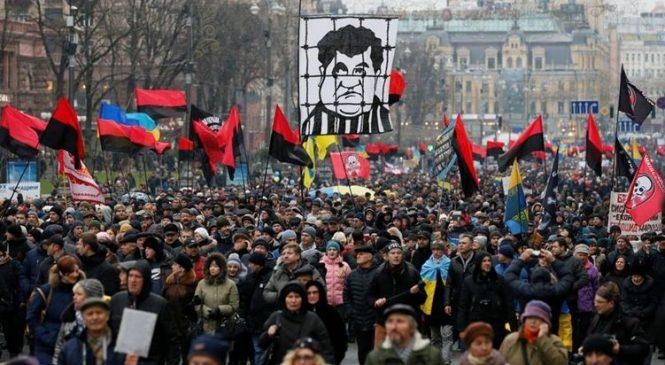 Эхо Мальдив. Что означает для украинской политики новая акция Саакашвили