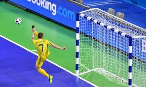 Евро-2018 по футзалу: сборная Украины сыграет в 1/4 против Испании