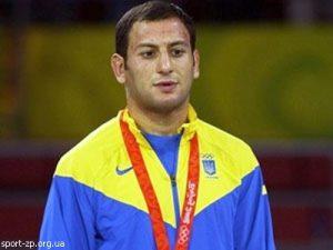 Запорожский борец Армен Варданян получил президентскую стипендию