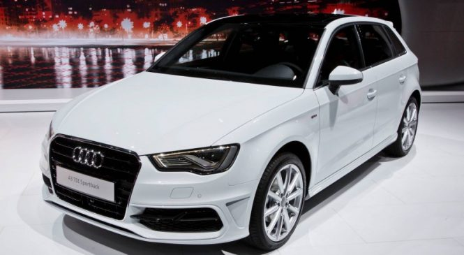 Зампрокурора области купил Audi стоимостью более полумиллиона гривен
