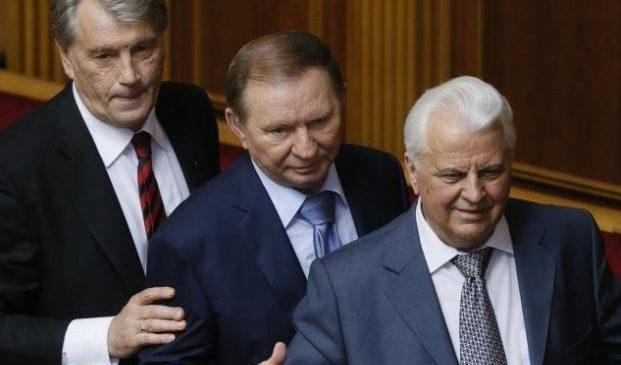 Долговая пирамида президентов Украины, — ИНФОГРАФИКА