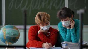 ОРВИ: В Запорожье и области в некоторых школах приостановлены занятия