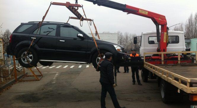 При каких условиях полиция сможет эвакуировать автомобиль