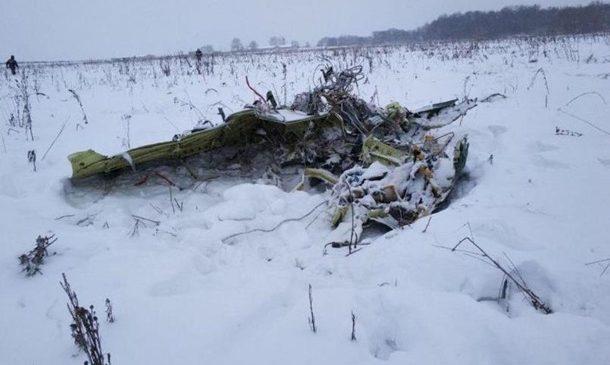 СМИ: Пилоты разбившегося под Москвой Ан-148 перед катастрофой поругались