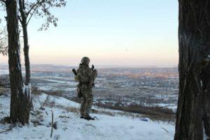 Очередной расстрел в зоне АТО: украинский военнослужащий убил своего сослуживца