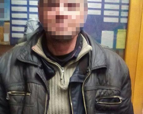 В Запорожье оперативно задержали грабителя