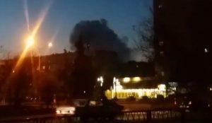 Жителей Запорожской области снова травят неизвестными газами, — ВИДЕО