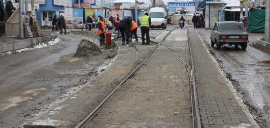 «Стройка века»: как в Запорожье третий год ремонтируют 500 метров улицы, — ФОТО