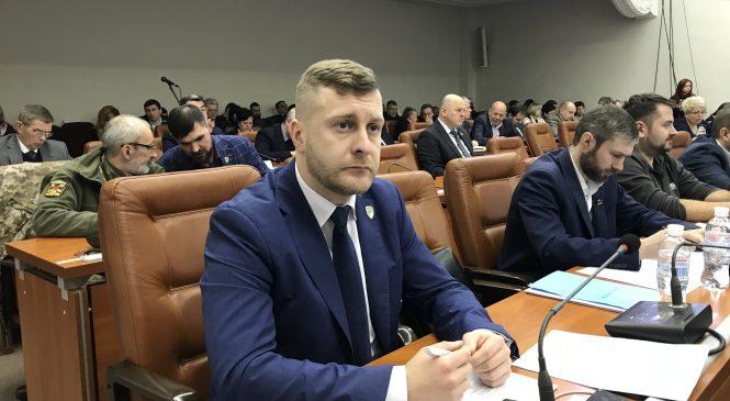 Михаил ПРАСОЛ: «В Запорожском горсовете демократы вынуждают весь депутатский корпус идти по пути изменений»