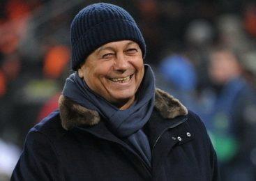 Луческу посетит матч Шахтера в Лиге чемпионов