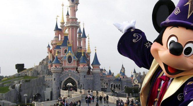 Компания Disney вложит 2 млрд евро в расширение Диснейленда в Париже