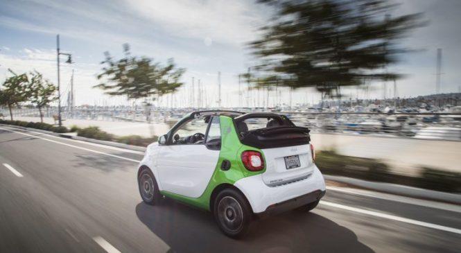 ТОП-8 самых недорогих электромобилей