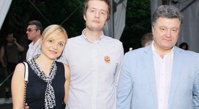 Юлия Порошенко рассказала, как дети президента ходят с разбитыми телефонами старых моделей