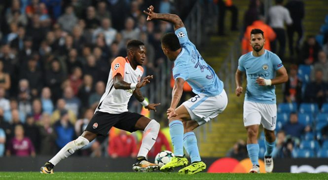 Mirror: Манчестер Сити заплатит за Фреда 50 миллионов фунтов