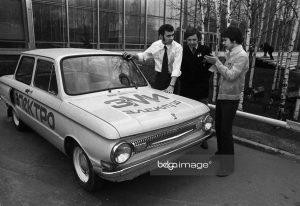 Дедушка Tesla: В сеть попали редкие фото созданного в 1973 году электро-Запорожца
