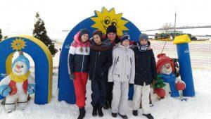 Команда Запорожской области впервые завоевала медали на фестивале «Спортивная зима»