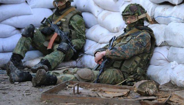 Беспредел в АТО: Украинские военнослужащие расстреляли 4 своих сослуживцев