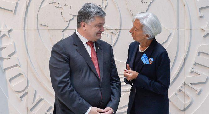 МВФ подсчитал размер теневой экономики в Украине
