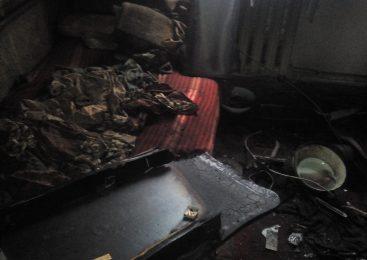 Пожар на Кичкасе: погиб 48-летний владелец дома