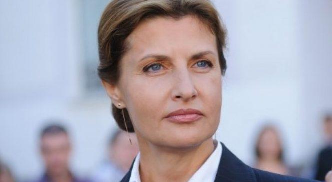 Запорожскую область посетит первая леди Марина Порошенко