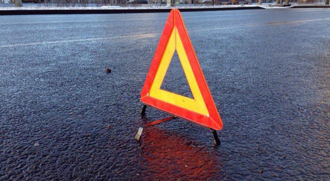 В Запорожской области в ДТП пострадали сотрудники «АзовЩит»
