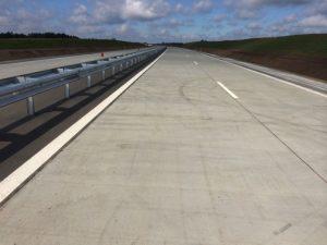 Украина может   сэкономить гигантские суммы на  дорогах из цементобетона