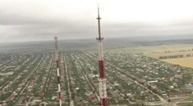 В Мелитополе житель решил продать вышку через интернет