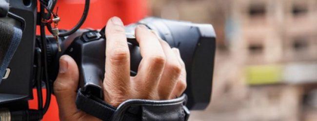 В Запорожье журналист пострадал от рук охранника завода