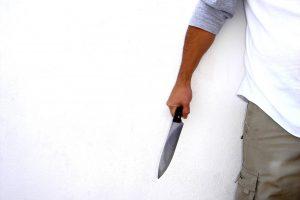 В Запорожской области задержали пасынка пытавшегося зарезать своего отчима