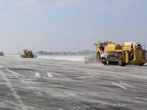В Запорожском аэропорту отменили некоторые рейсы