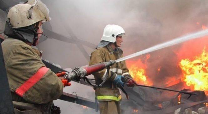 В Запорожской области пожар забрал жизнь пожилого мужчины