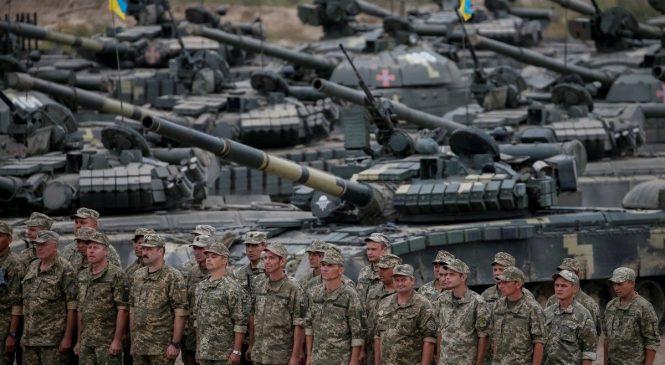 Армия получила более 64 миллионов гривен от запорожских предприятий