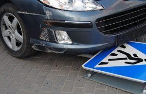 В Запорожской области пьяный водитель сбил пешехода