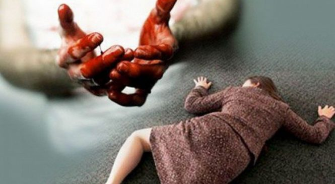 В Запорожье убив свою соседку, мужчина приготовил ужин и лег спать в ее кровать