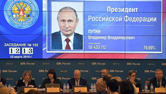 Больше, чем у Путина: президенты каких стран получали очень большой процент голосов избирателей