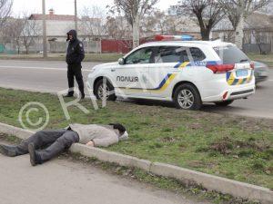 В Запорожской области обнаружен труп, — ФОТО