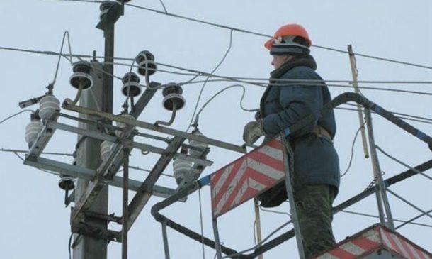 В Запорожской области продолжаются работы по восстановлению энергоснабжения