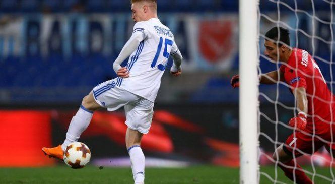 Лига Европы: «Динамо» увозит ничью из Рима