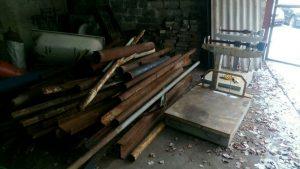 В Запорожье осудили бывшего зека, открывшего незаконный пункт приема металлолома