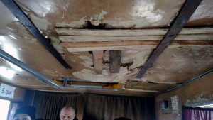 Трэш и ужас запорожских маршруток, — фото