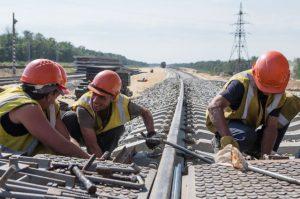 Удовлетворение «ахметовских аппетитов»: в Запорожской области построят еще два железнодорожных пути