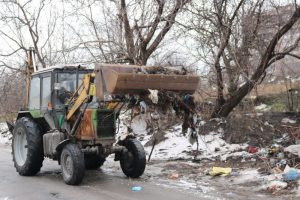 Власти Запорожья объявили войну стихийным свалкам